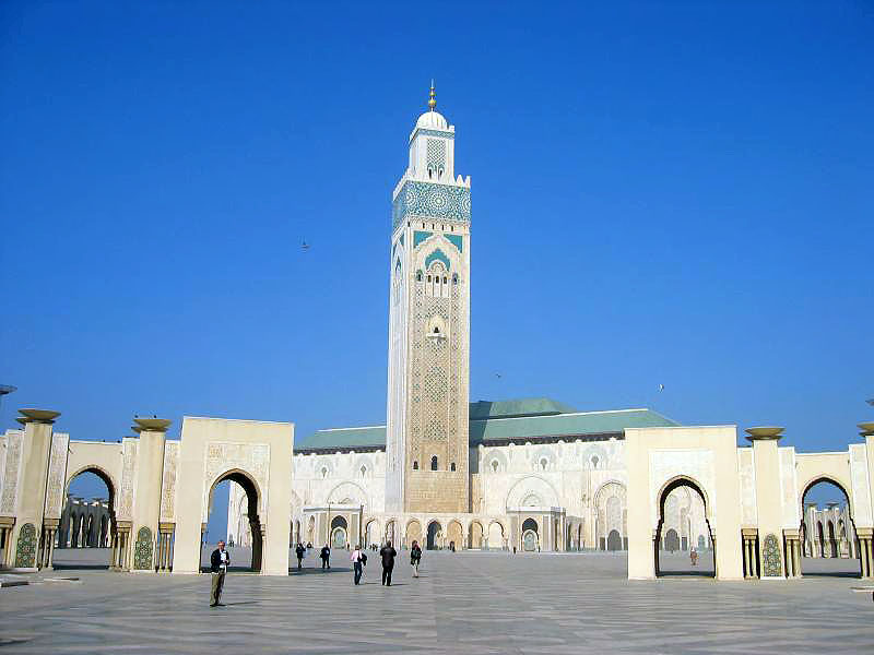 Morocco - Mosque in Morocco