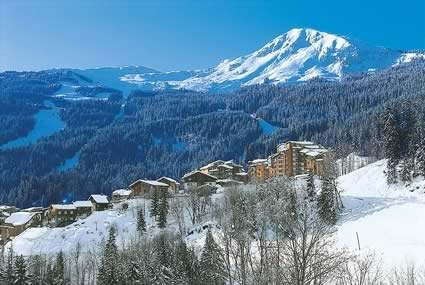 Trois Vallees in France - Splendid scenery