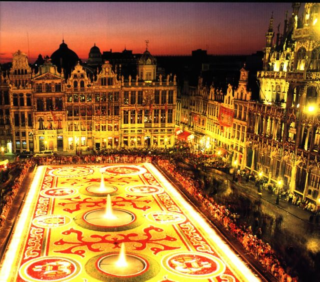 Grand Place The Best Places To Visit In Brussels Belgium