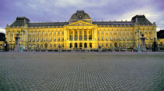 The Royal Palace The Best Places To Visit In Brussels