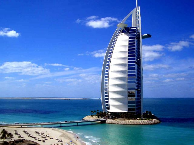 United Arab Emirates - Burj Al Arab