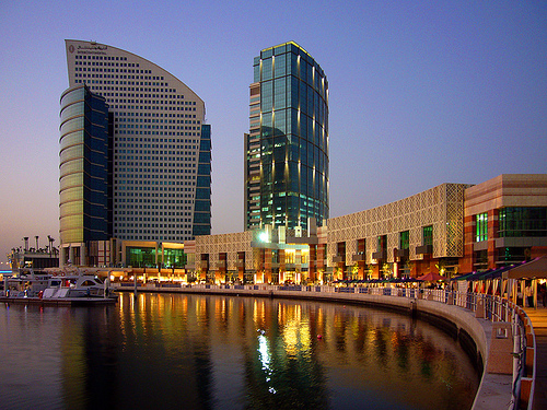 United Arab Emirates - Dubai Festival City