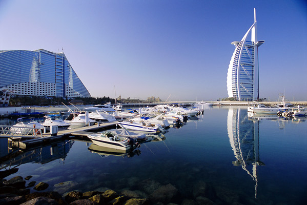 United Arab Emirates - View on Dubai