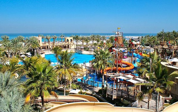 United Arab Emirates - Wild Wadi Waterpark