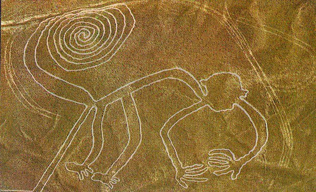 Peru - The mysterious Nazca Lines
