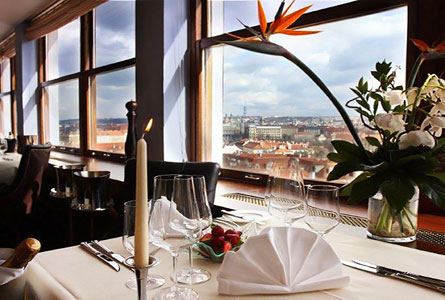 Golden Well Hotel The Best 5 Star Hotels In Prague