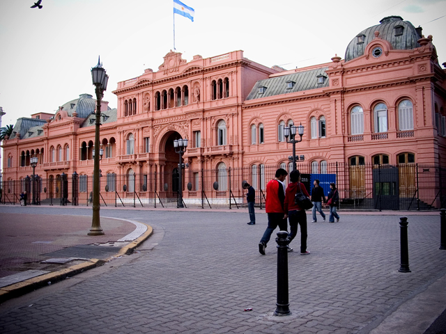 Casa Rosada - Casa Rosada beautiful architecture