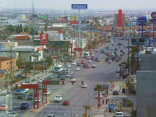 Juarez in Mexico Juarez
