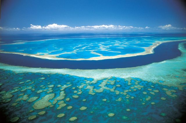 Great Barrier Reef - General view