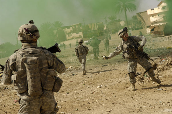 guerra eua vs irak: