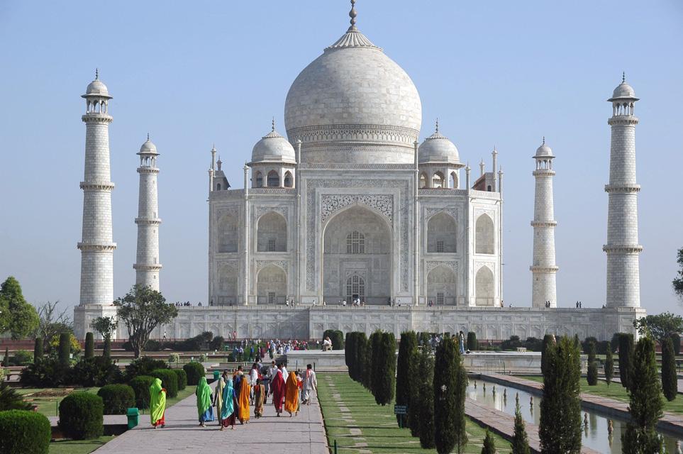 A Visit to the Taj Mahal – Essay