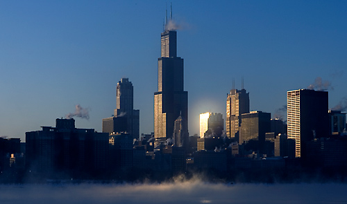 Sears Tower - Chicago skyline