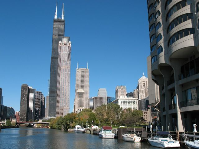 Sears Tower - One of the symbols of Chicago