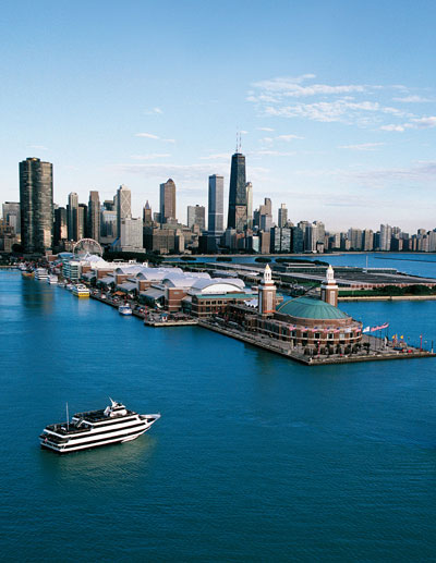 Destinations the best places to visit in chicago usa for Where to stay in chicago