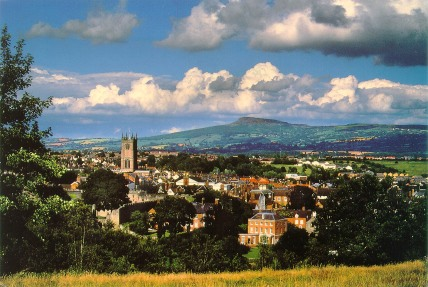 Ludlow in England - Ludlow overview