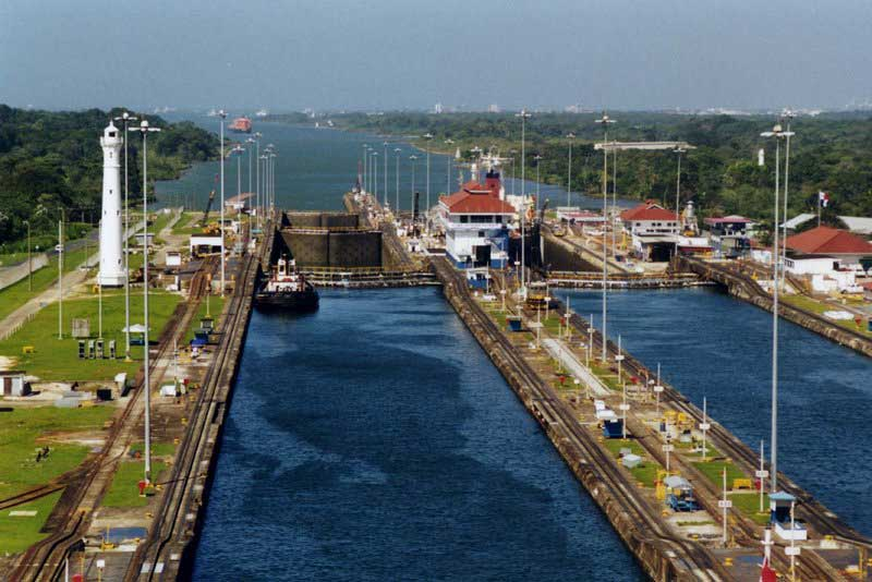 Panama Canal in Panama - Picture of Panama Canal