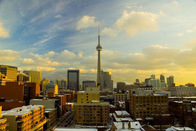 Canada+city+toronto