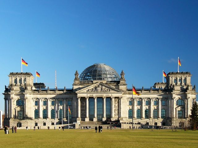 Reichstag - German Parliament