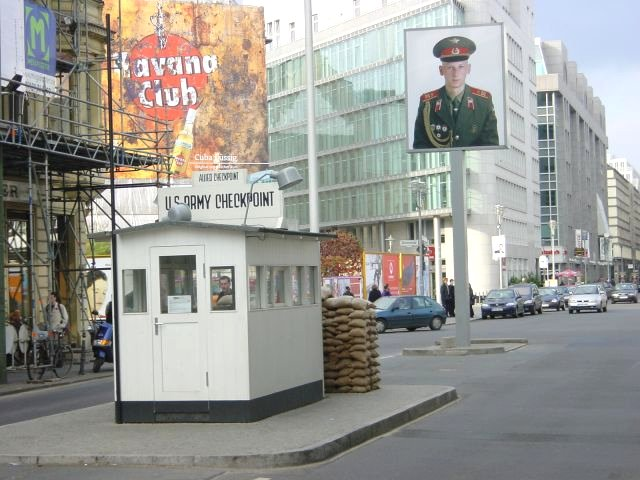Checkpoint Charlie - Overview of Checkpoint Charlie