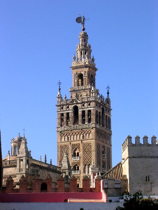 The Giralda Tower - Giralda Tower overview