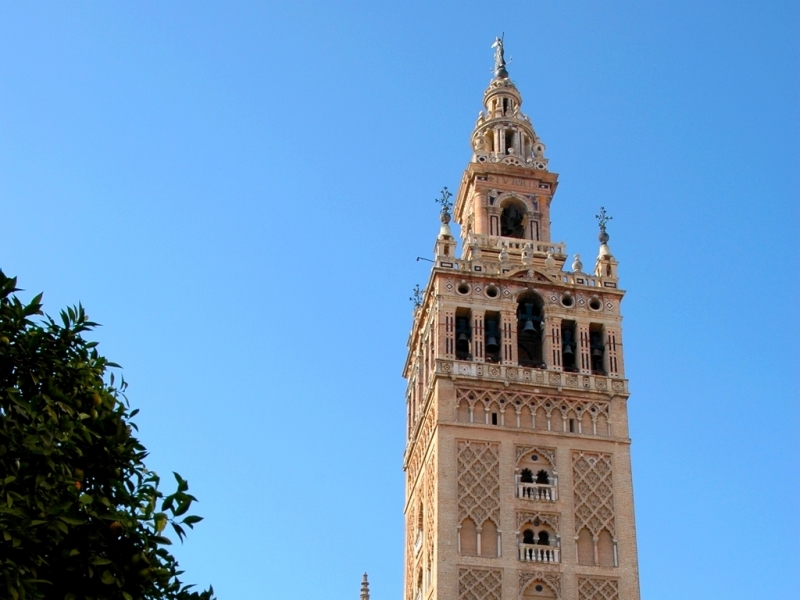 The Giralda Tower - Giralda Tower picture