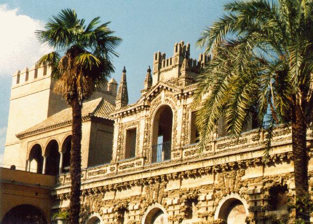 Real Alcazar - The best places to visit in Sevilla, Spain