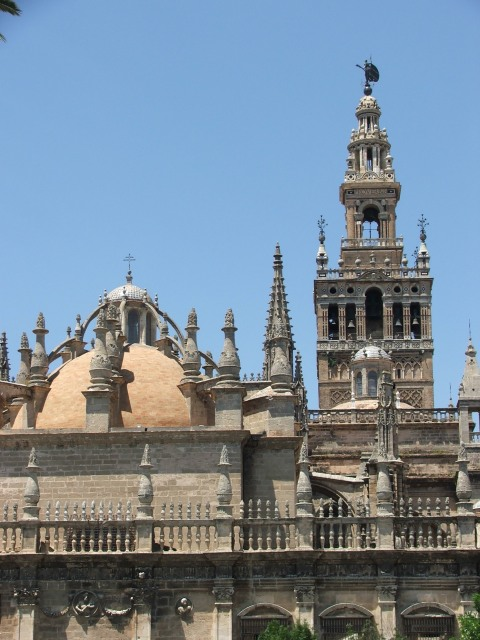 Cathedral of Sevilla - Architecture details