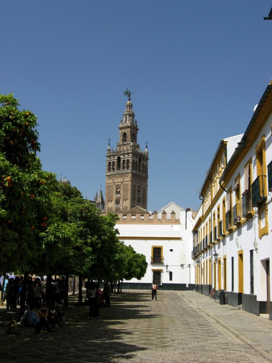 Cathedral of Sevilla - Giralda