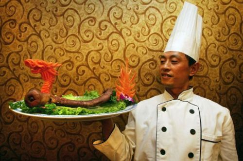 The Guolizhuang Restaurant in China - Restaurant specialty