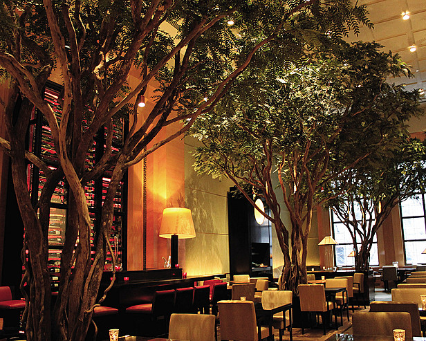 Four Seasons New York - Garden Restaurant and Wine Bar