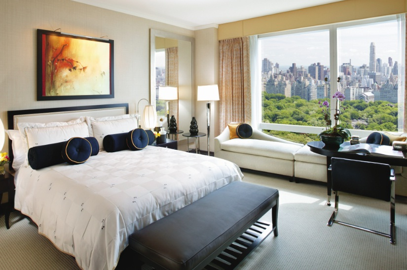 Mandarin Oriental New York - Central Park View room