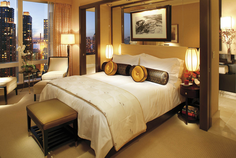 Mandarin Oriental New York - Hudson River room