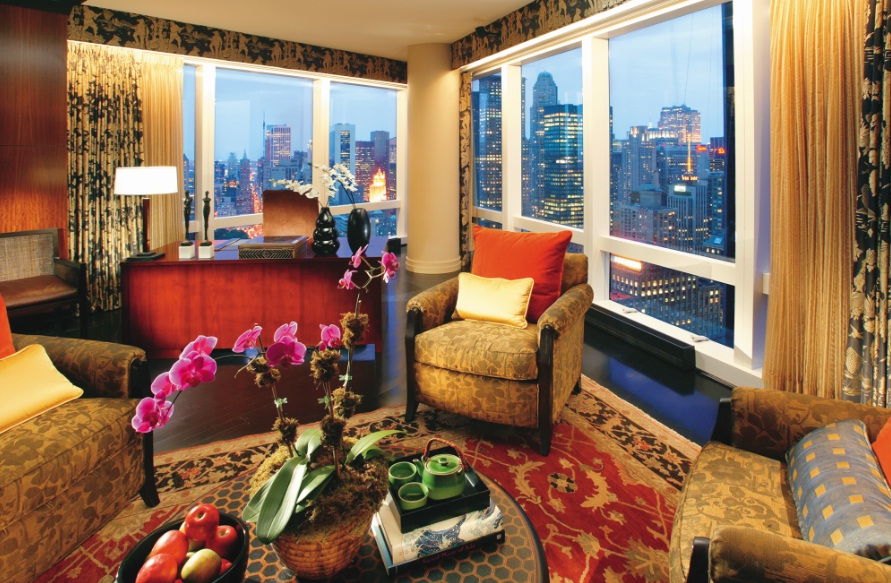 Mandarin Oriental New York - Luxurious splendour