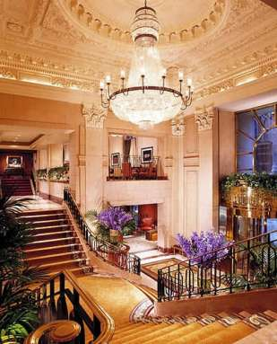 Best Spa In Nyc Hotel