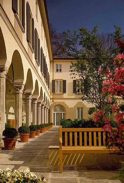 Four Seasons Milano Great Outdoor Es