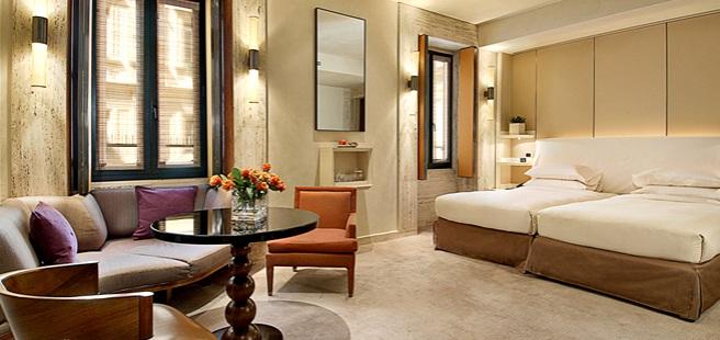 ... Hotels / The best 5-star hotels in Milan, Italy / Park Hyatt Milano