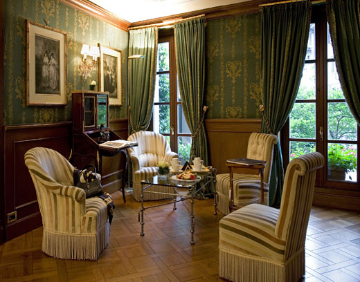 Carlton Hotel Baglioni - Comfort and relaxation