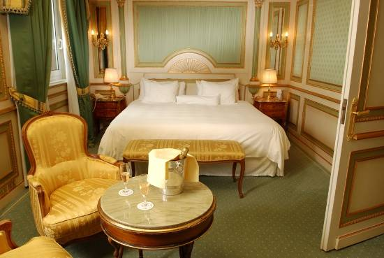 The Westin Palace Hotel Milan - Deluxe Double Room