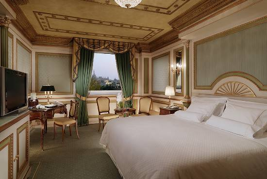 The Westin Palace Hotel Milan - Gran Deluxe Room