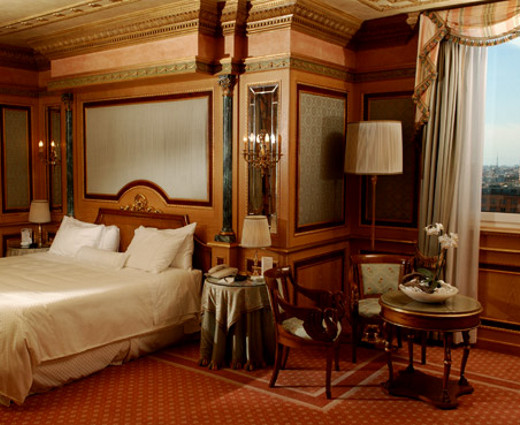 The Westin Palace Hotel Milan - Junior Suite Room