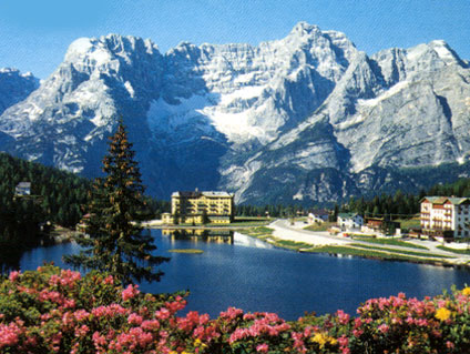 The dolomites best new sites included in unesco patrimony for Best view of dolomites