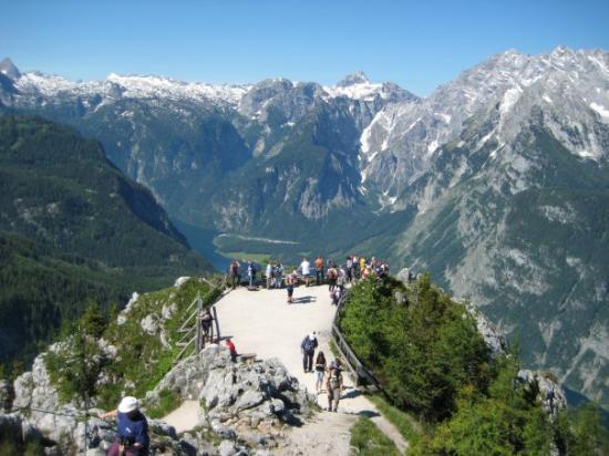 Berchtesgaden National Park, Germany - General view of the park