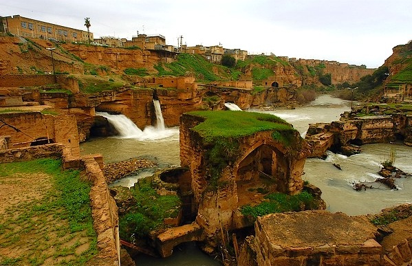 Shushtar Historical Hydraulic System - Shushtar overview