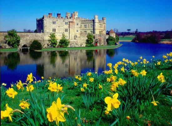 Leeds Castle Kent UK