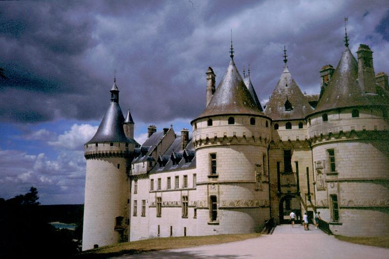 Chambord Castle - Beautiful architecture