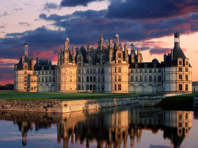 Chambord Castle - Overview