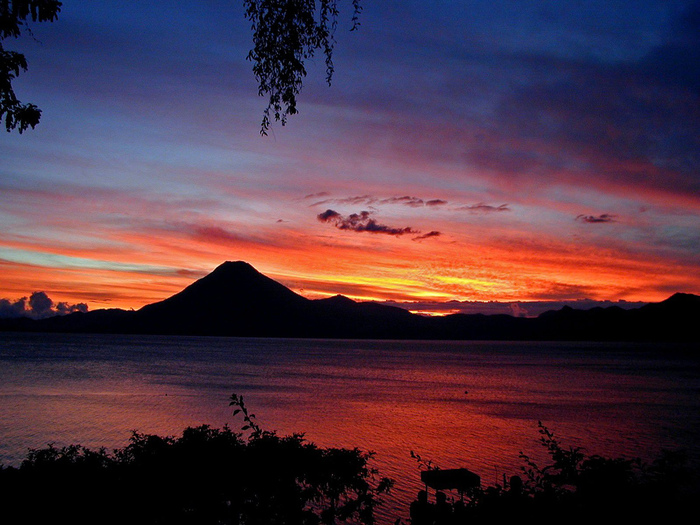 Lake Atitlan in Guatemala - Excellent view