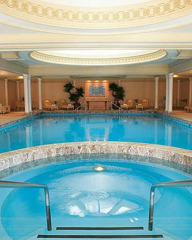 Four seasons chicago the best 5 star hotels in chicago usa for Hotel in chicago with swimming pool in room