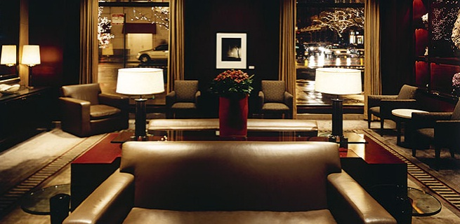 Park Hyatt Chicago Lobby Lounge