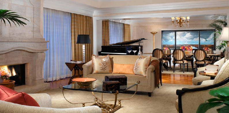 Hotel Beverly Hills Presidential Suite